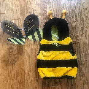 Other - EUC Baby Bumblebee Costume